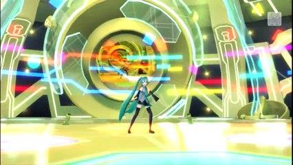 Compilation Song Trailer #3 de Hatsune Miku: Project Diva X