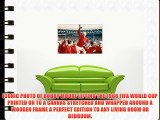 ENGLAND VS GERMANY 1966 FIFA WORLD CUP FINALS SPORTS CANVAS PRINTS WALL ART PICTURES WALL DECOR