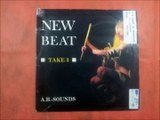 BEAT PROFESSOR.(BEAT PROFESSOR.)(12'' LP.)(1989.) NEW BEAT-TAKE 3.