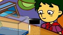 Le scarabée rhinocéros de Luka Dessin ANM éducatif pour enfants vidéo