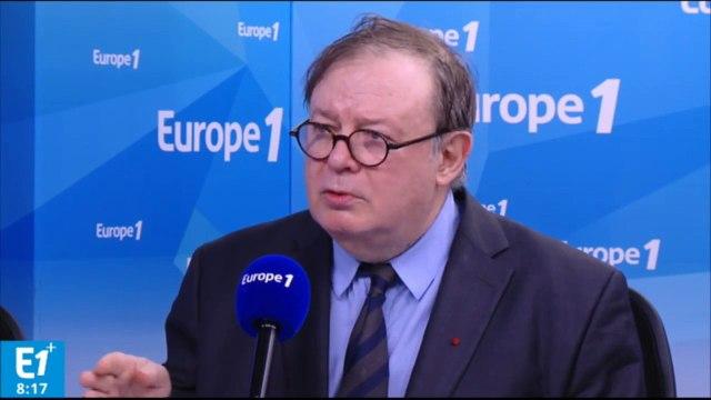 """Jean-Pierre Mignard, avocat : le texte sur la déchéance de nationalité """"doit être réécrit"""""""