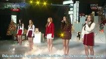 [VIETSUB] Red Velvet - Wish Tree LIVE 151227 Music Bank