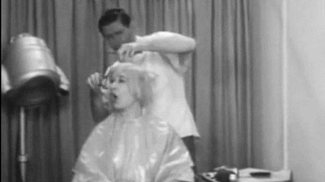 "1954 I MARRIED JOAN - ""Joan's Haircut"" - Joan Davis, Jim Backus"