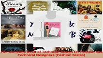 PDF Download  The Complete Book of Technical Design for Fashion and Technical Designers Fashion Series PDF Full Ebook