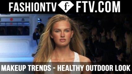 Makeup Trends F/W 2015/16 Healthy Outdoor Look | FTV.com