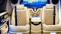 2014 Volkswagen T5 vs. 2015 Mercedes Benz V Class Which VIP?