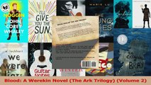 Read  Blood A Werekin Novel The Ark Trilogy Volume 2 Ebook Free
