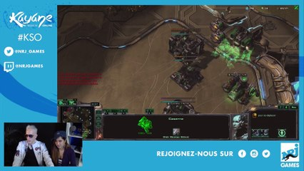 BEST - OF #2 Kayane Session Online avec Elky sur StarCraft 2 et Hearthstone !