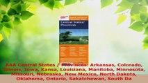 Download  AAA Central States  Provinces Arkansas Colorado Illinois Iowa Kansa Louisiana Manitoba PDF Online