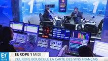 L'Europe bouscule-t-elle la carte française des vins ? Allô Europe Midi 29/12/2015