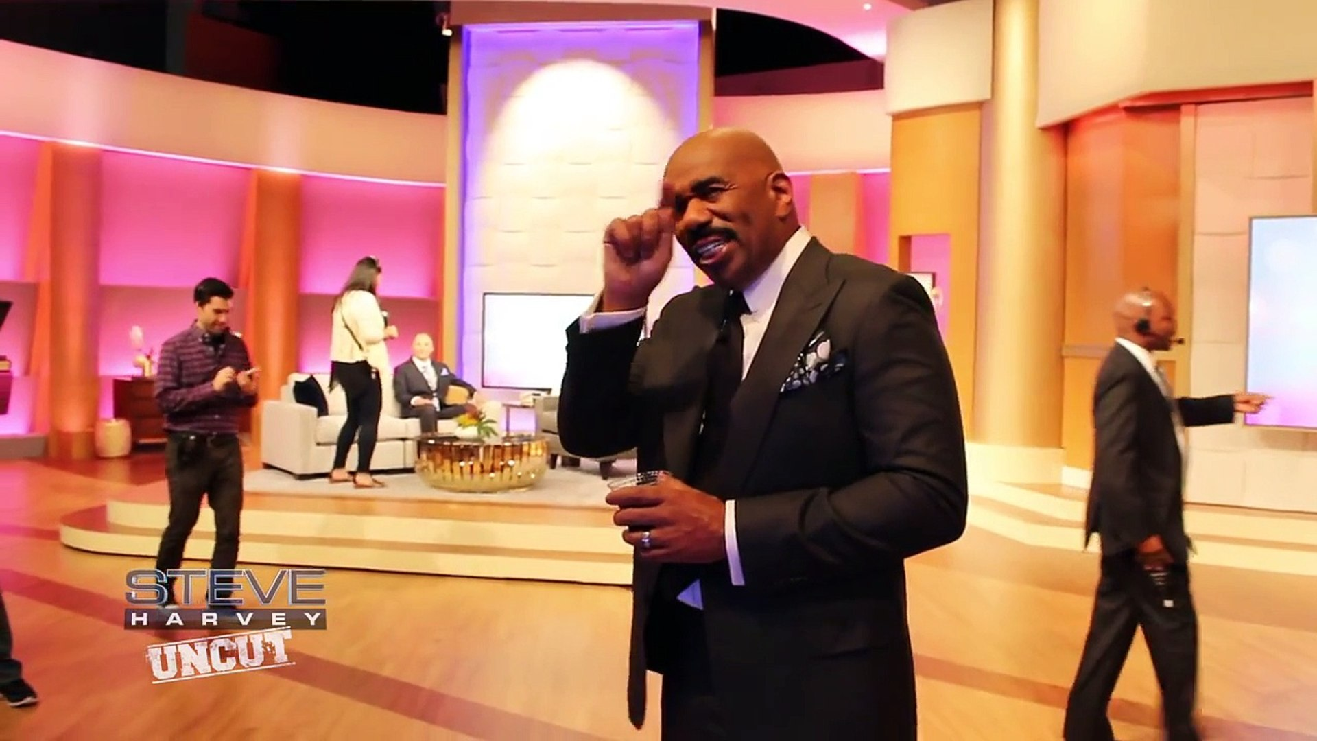 Steve Harvey Uncut: Never lose hope! || STEVE HARVEY