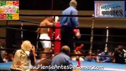Mi pelea completa contra Brandon Bennett en Washington DC