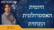 התחזית האסטרולוגית היומית עם בועז פיילר 23 דצמ 2015