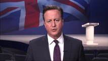PM David Cameron: Immigration should mean controlled immigration - BBC News