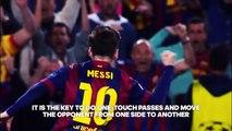Messi, Herrera, Rakitić, Çalhanoğlu -- Gamedayplus Episode 5 -- adidas Football