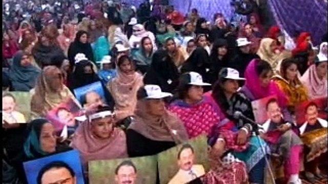 Part_1 Quaid-e-Tehreek Altaf Hussain Address at Nawabshah,Tando Allahyar,Tando Jam