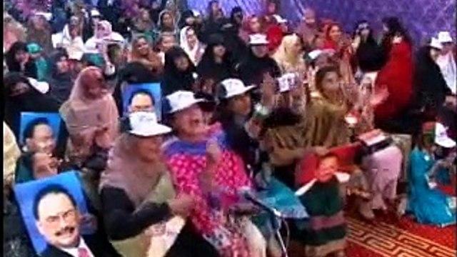 Part_2 Quaid-e-Tehreek Altaf Hussain Address at Nawabshah,Tando Allahyar,Tando Jam
