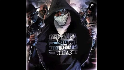"CARPE DIEM "" Regards aveugles"" feat NEVER SLAVES (son officiel)"