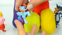 tom and jerry Frozen Play doh Kinder Surprise eggs Minions Toys PAW patrol Tom and Jerry Egg eggs