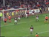 Dundee United 5 Hearts 2 (1994/95)