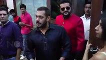 Aamir Khan Skips Salman Khan's 50th Birthday Bash _ Wishes On Twitter