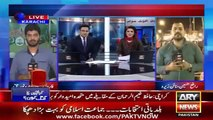 Ary News Headlines 5 December 2015 , LB Elections In Different Areas Of Karachi