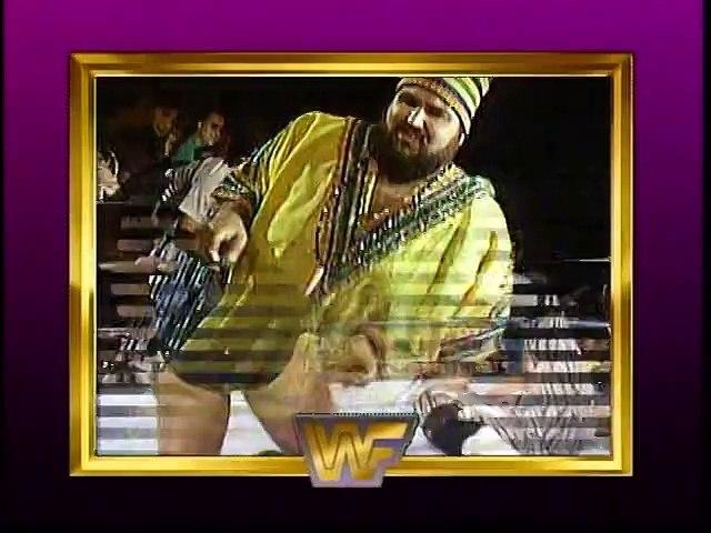 WWF Royal Rumble 1989 - Intro