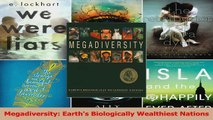 PDF Download  Megadiversity Earths Biologically Wealthiest Nations Read Full Ebook