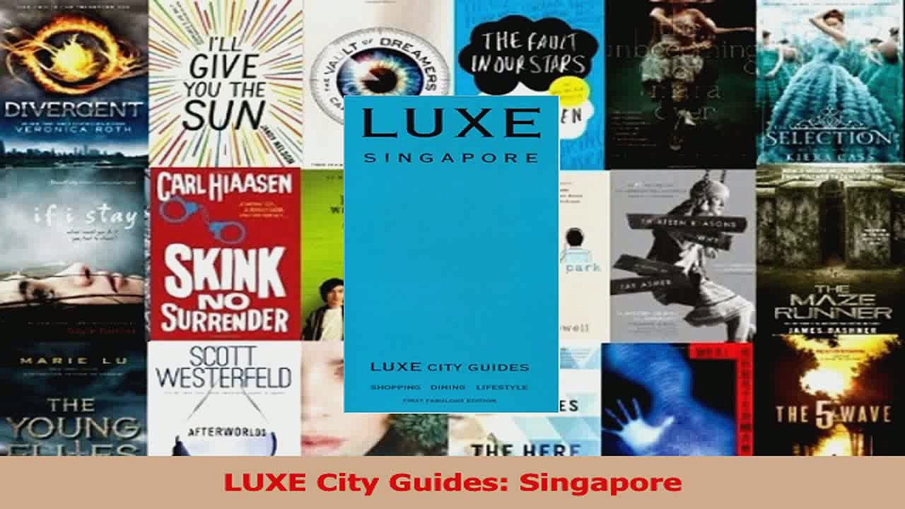 LUXE Beijing New edition including free mobile app