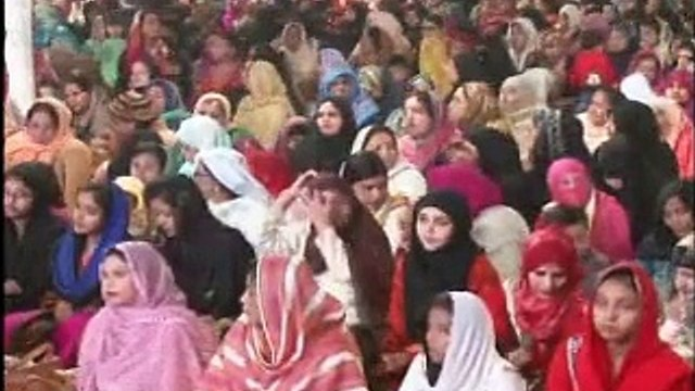 Quaid-e-Tehreek Altaf Hussain address in Mehfil e Zikr-e-Mustafa (SAW) at Jinnah Ground Karachi 26-27 December 2015