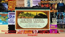 Download  Sacred Verses Healing Sounds Volumes I and II The Bhagavad Gita Hymns of the Rig Veda Ebook Online
