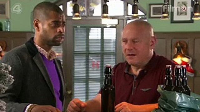 Tony talks about Ste and Harry (hollyoaks) December 29th 2015