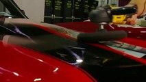 DFT Details Keeps Million Dollar Cars Shining at 2015 Muscle Car and Corvette Nationals Video V8TV