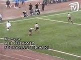 Beşiktaş 1-0 Boluspor - 1991-92 Sezonu
