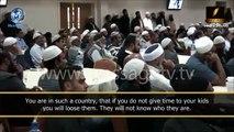 [ENG] Maulana Tariq Jameel begs us (Emotional)