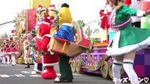 USJ クリスマス サンタクロース にプレゼントをお願いして�