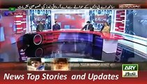 ARY News Headlines 16 December 2015, Special Transmission in Memory of APS Peshawar Incident P2