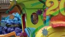 Paris Anniversary Train - Disneyland Paris 20 years Disneyland