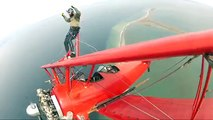 The most extreme way to fly by plane