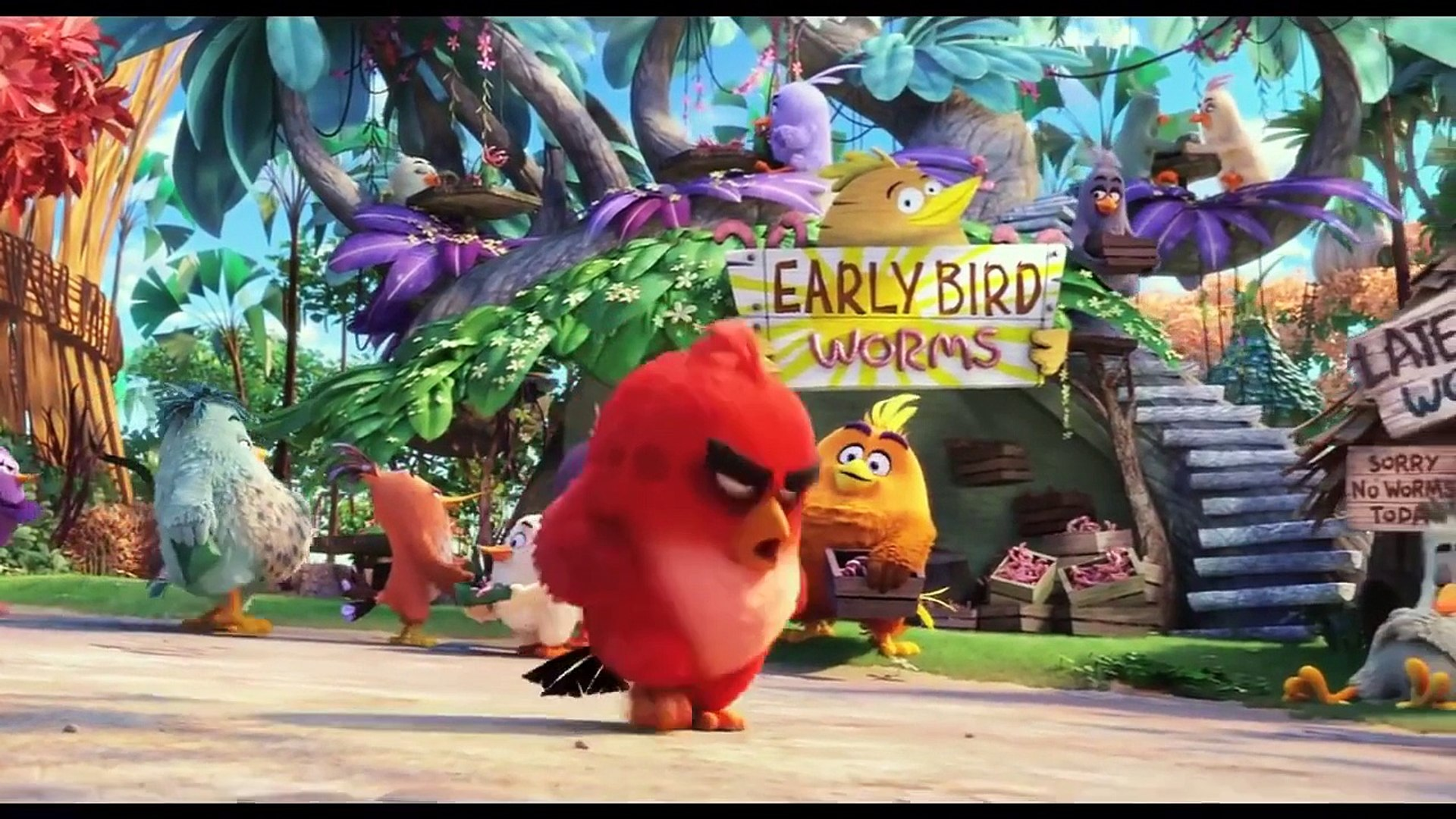 Angry Birds 2016 Official Teaser Trailer + Trailer Review : Beyond The Trailer