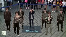EXO-K_AR SHOW with Genie_Sequence 08 Dance with EXO-K_Episode 1 in DaeJeon, Korea