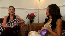 Sarah Jane catches up with Cheryl | The Xtra Factor UK | The X Factor UK 2014