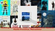 PDF Download  Walking in Provence  East Alpes Maritimes Alpes de HauteProvence Mercantour Download Online