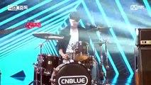 Mnet Fancam 씨엔블루 강민혁 직캠 라디오(Radio) 엠카운트다운_150917 150101 EP.78