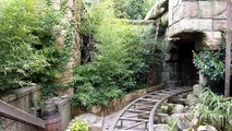 Jones HD Roller Coaster - Disneyland Resort Paris Indiana Jones Temple