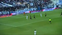 Lo tuvo Pérez Godoy. Quilmes 0 - Olimpo 0. Liguilla Pre Sudamericana 2015. FPT.