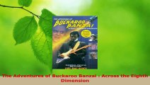 Read  The Adventures of Buckaroo Banzai  Across the Eighth Dimension EBooks Online