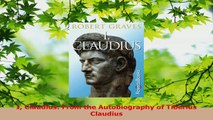 PDF Download  I Claudius From the Autobiography of Tiberius Claudius Download Full Ebook