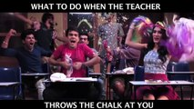 When the Teacher Throws Chalk At You | Kota Toppers