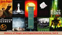 PDF Download  History of Magic and Experimental Science Vol 6 PDF Full Ebook